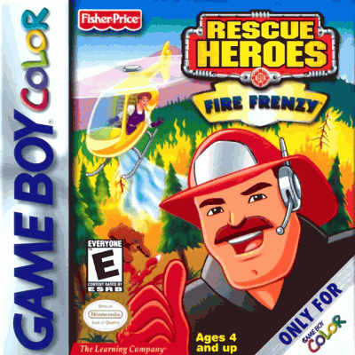 Rescue Heroes - Fire Frenzy
