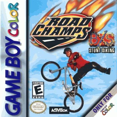 Road Champs - BXS Stunt Biking
