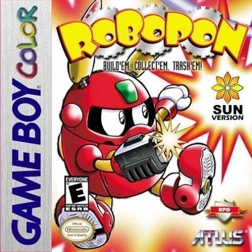 Robopon - Sun Version