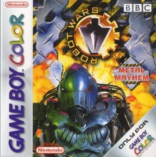 Robot Wars - Metal Mayhem