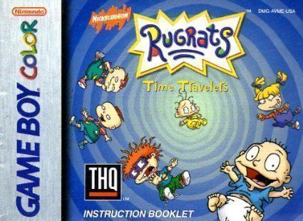 Rugrats - Time Travelers