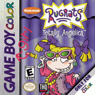 Rugrats - Totally Angelica