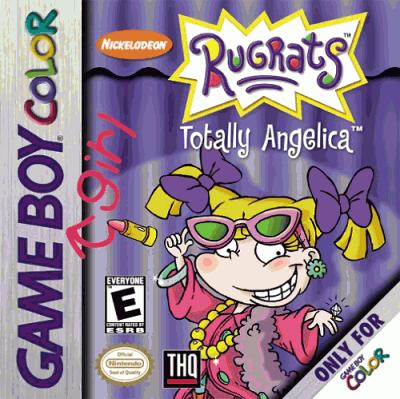 Rugrats - Typisch Angelica