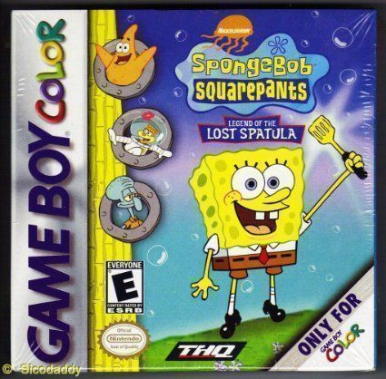 SpongeBob SquarePants - Legend Of The Lost Spatula