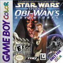 Star Wars Episode I - Obi-Wan's Adventures