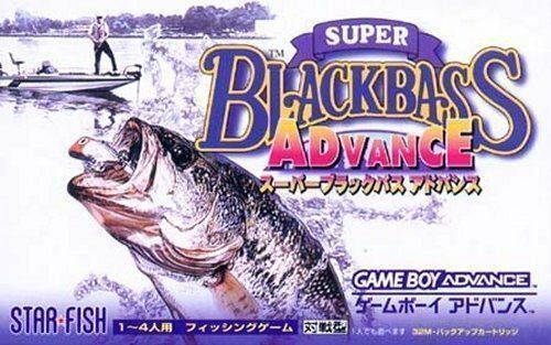 Super Black Bass - Real Fight
