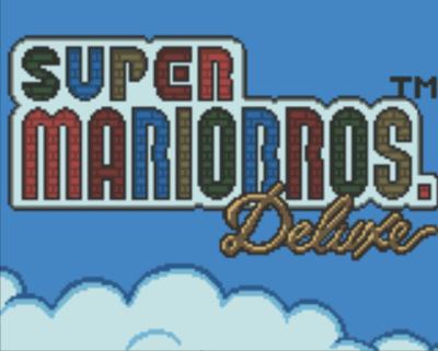 Super Mario Bros. Deluxe (V1.1)
