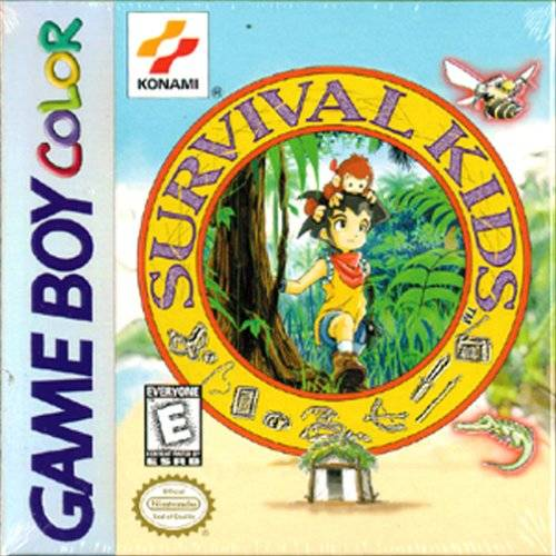 Survival Kids - Kotou No Boukensha