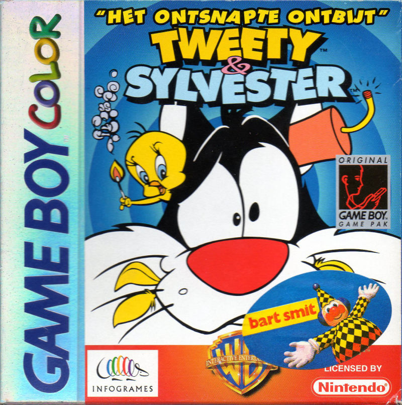 Sylvester And Tweety