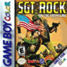 sgt. rock - on the front line rom