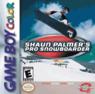 shaun palmer's pro snowboarder rom