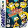 simpsons, the - night of the living treehouse of horror rom