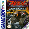 world destruction league - thunder tanks rom