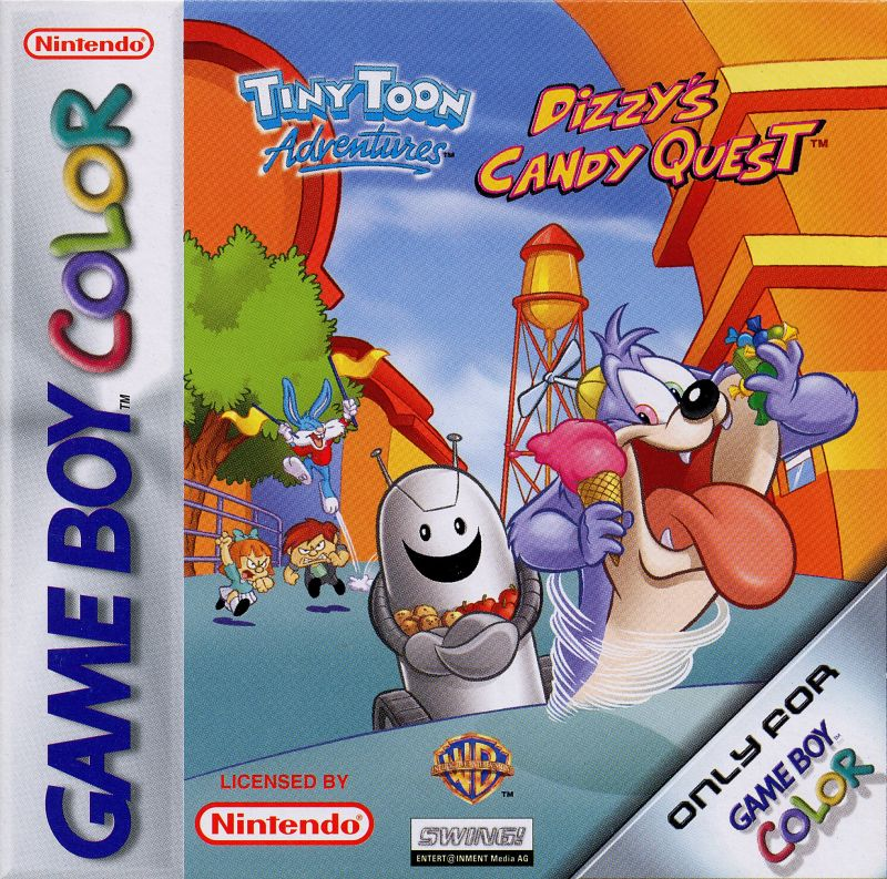 Tiny Toon Advantures - Dizzy's Candy Quest