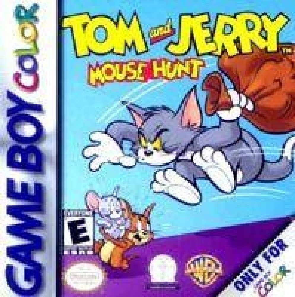 Tom And Jerry - Mouse Hunt
