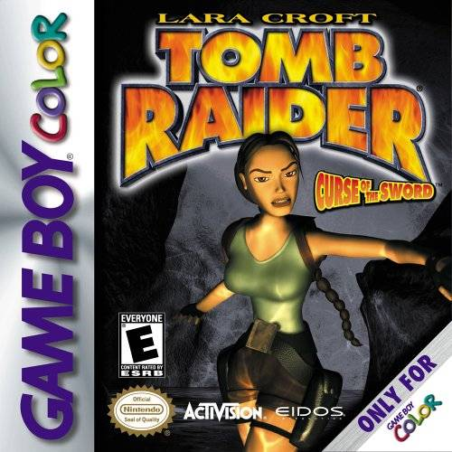 Tomb Raider - Curse Of The Sword