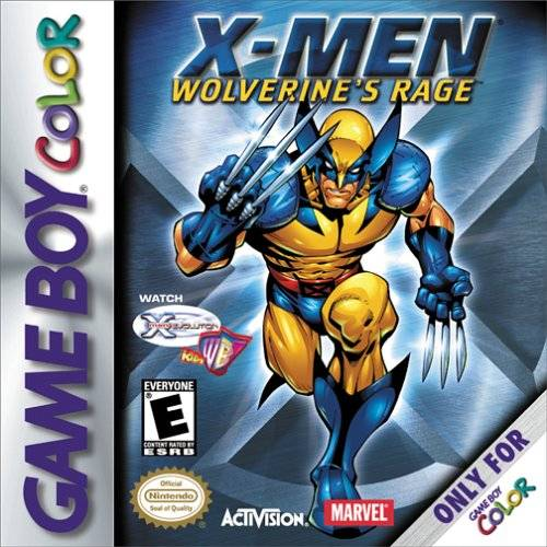 X-Men - Wolverine's Rage