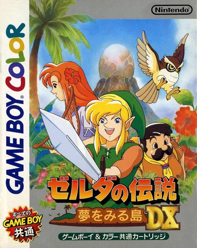 Zelda No Densetsu - Yume No Miru Shima DX (V1.1)