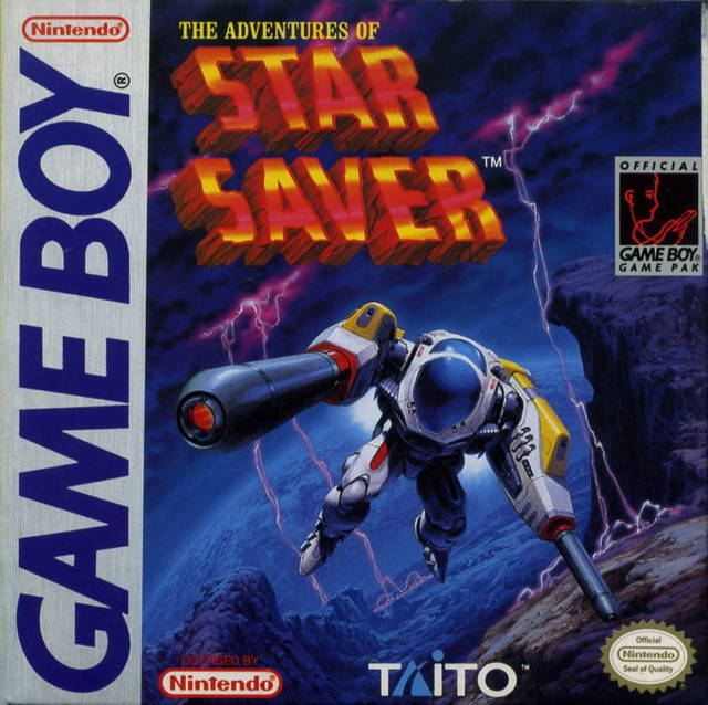 Adventures Of Star Saver, The