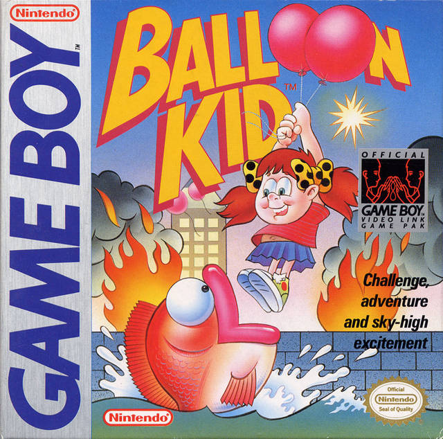 Balloon Kid (JUE)