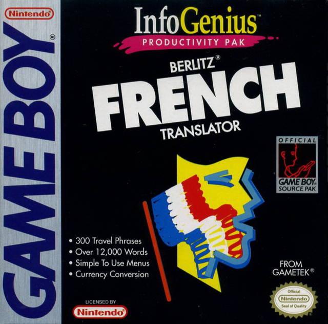 Berlitz French Language Translator