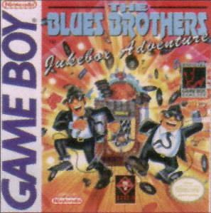 Blues Brothers, The - Jukebox Adventure