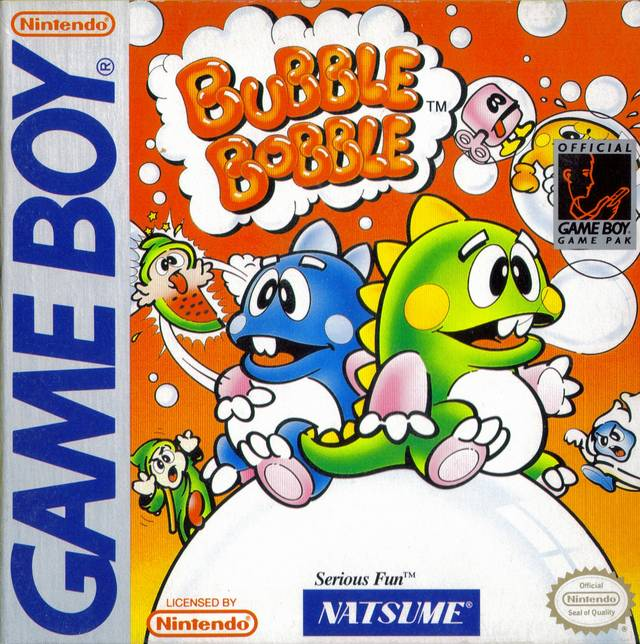 Bubble Bobble [M]