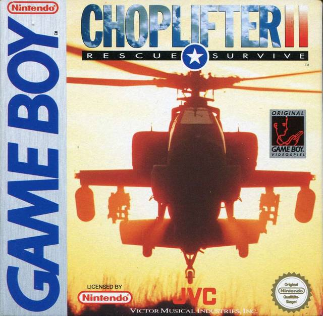 Choplifter II - Rescue & Survive