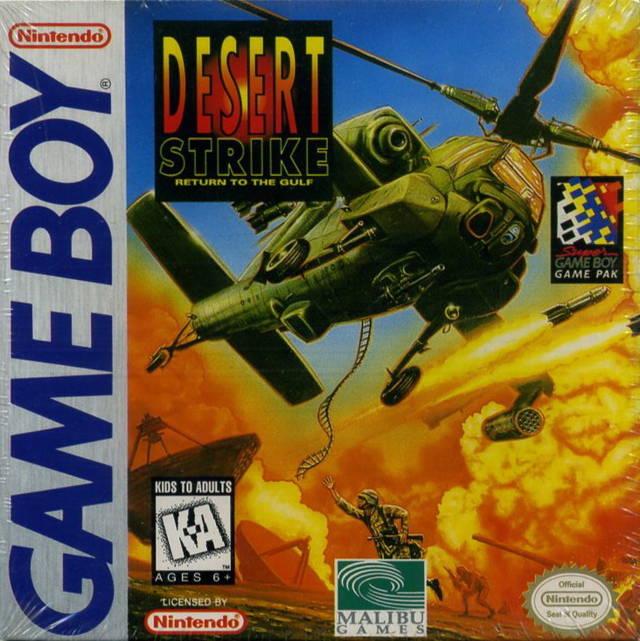 Desert Strike - Return To The Gulf (Malibu)