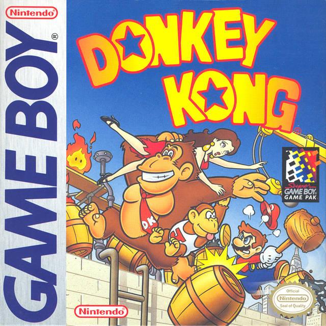 Donkey Kong (JU) (V1.1)