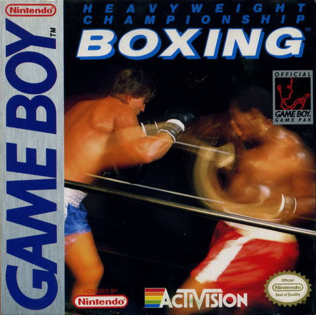 Heavyweight Championship Boxing