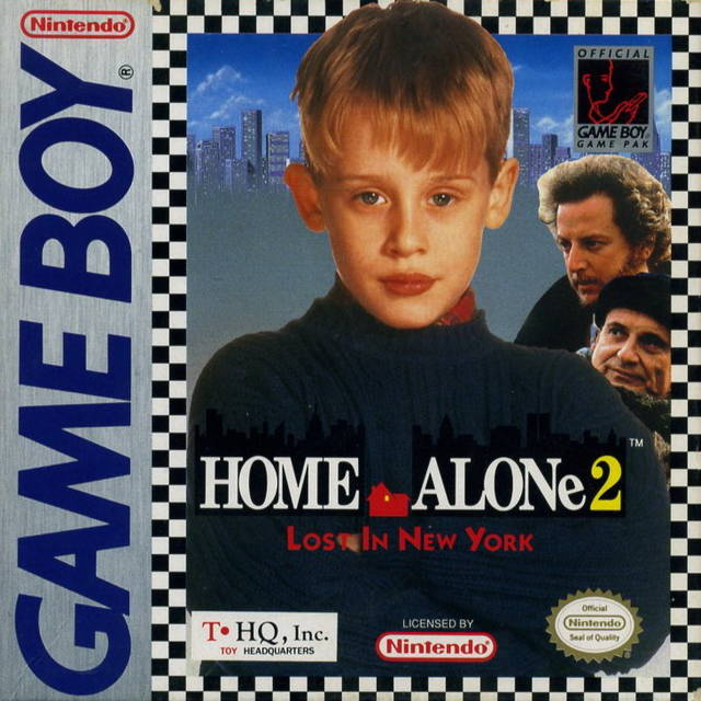 Home Alone 2 Rom Gameboy Gb Emulatorgames