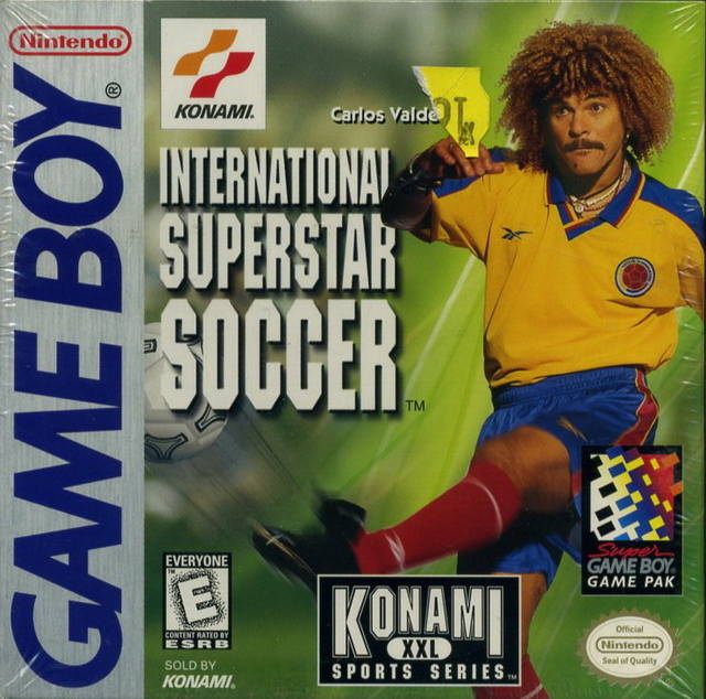 international superstar soccer rom gameboy gb emulator games