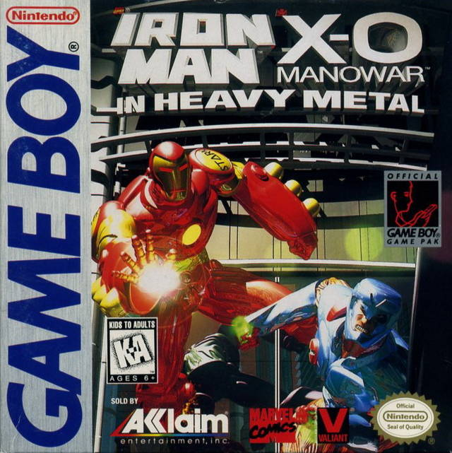 Ironman - X-O Manowar In Heavy Metal