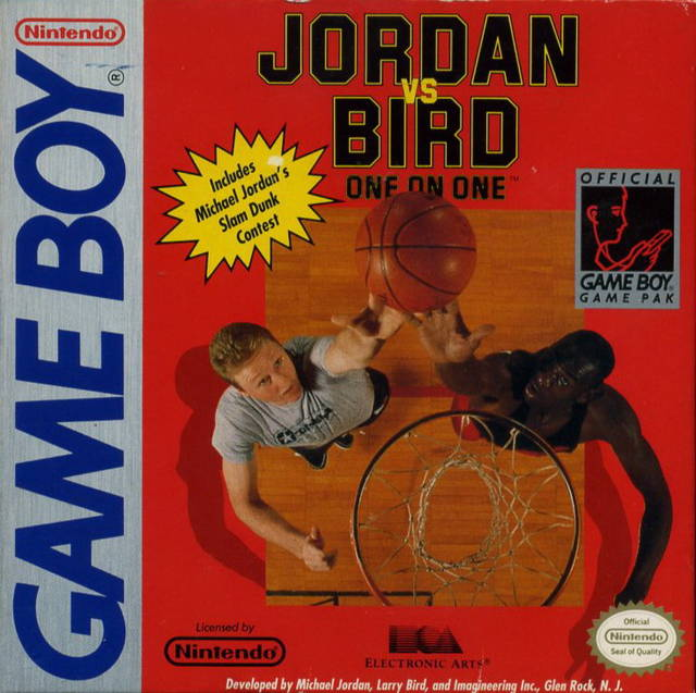 Jordan Vs Bird - One-on-One