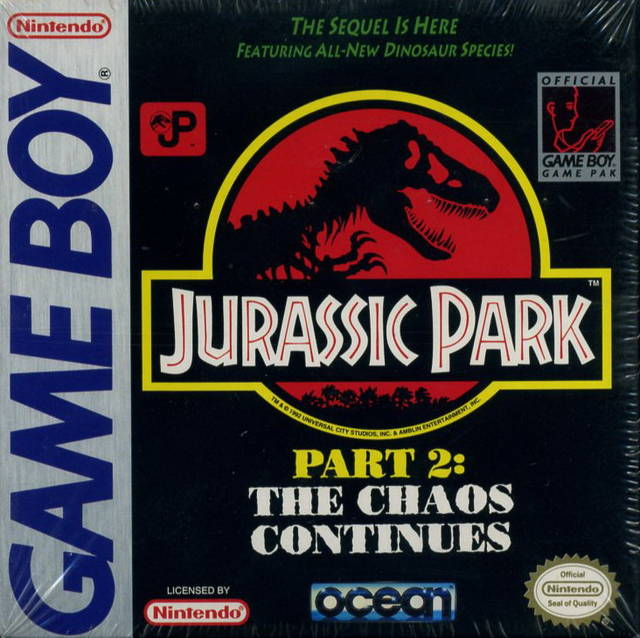 Jurassic Park 2 - The Chaos Continues