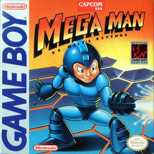 Mega Man - Dr. Wily's Revenge