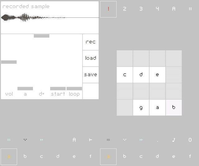 NanoLoop Music Generator
