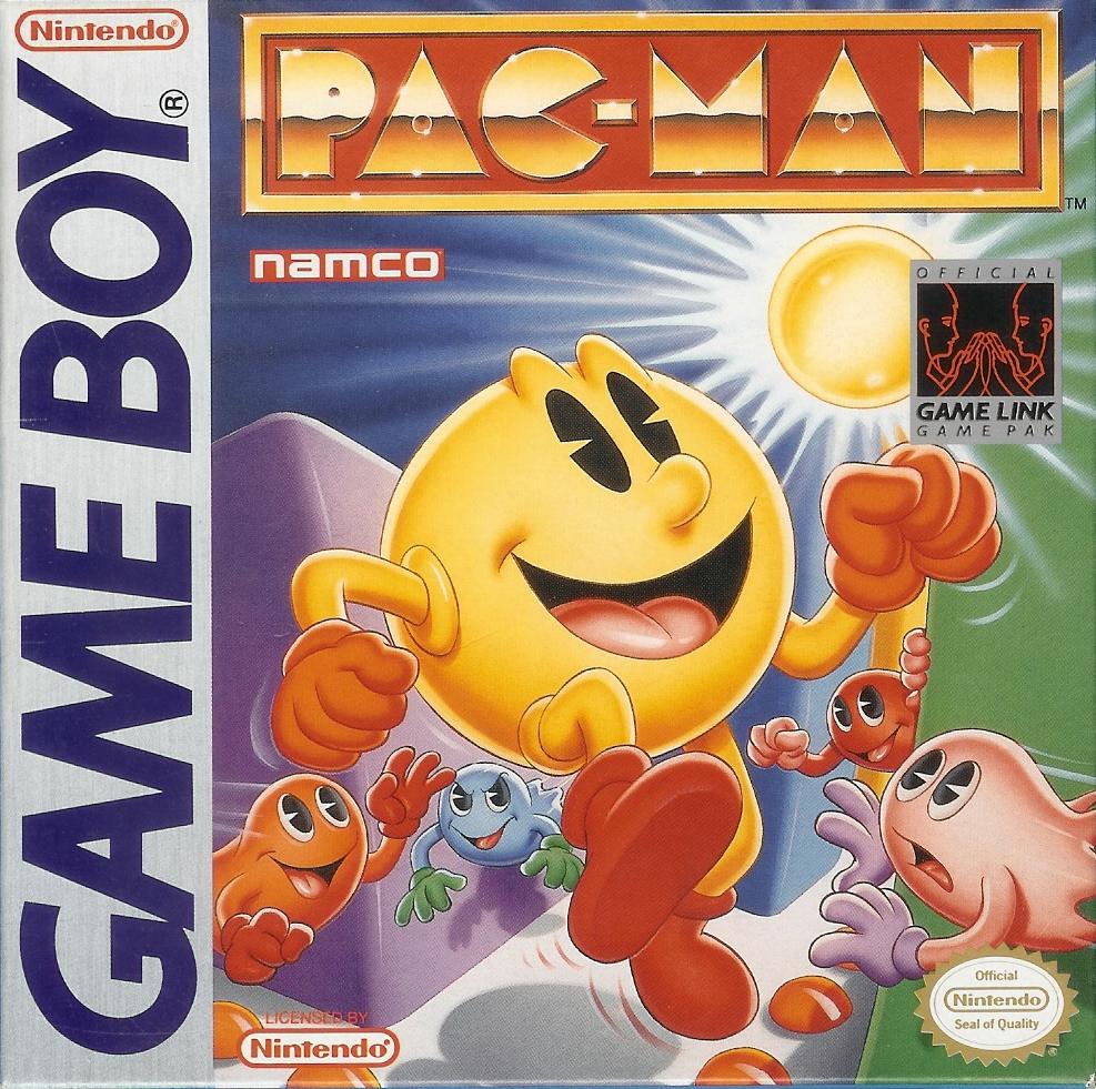 Pac-Man (Namco Hometek)