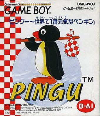 Pingu - Sekai De 1ban Genki Na Penguin