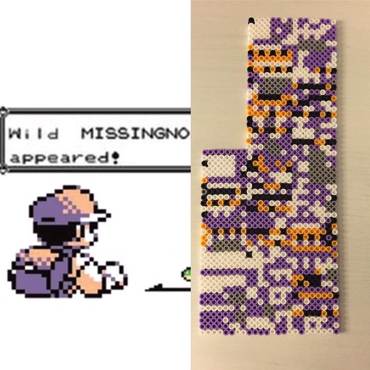 Pokemon MissingNo Challenge (Red Hack) (Final)