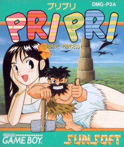 Pri Pri - Primitive Princess!
