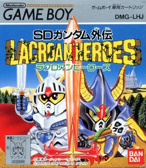 SD Gundam Gaiden - Lacroan' Heroes