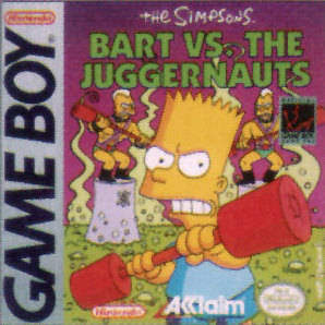 Simpsons, The - Bart Vs The Juggernauts