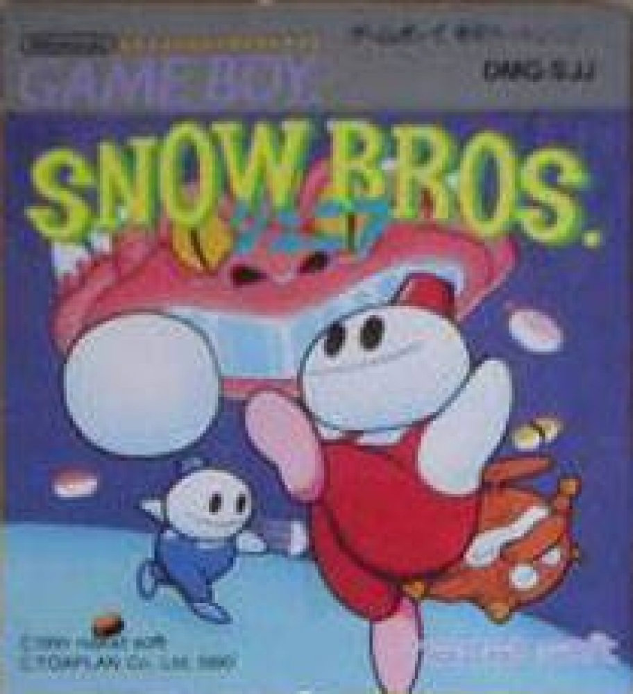 Snow Bros Jr.