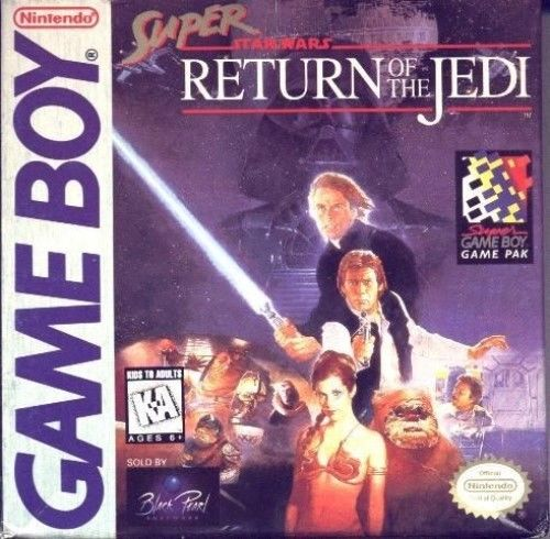 Star Wars - Super Return Of The Jedi