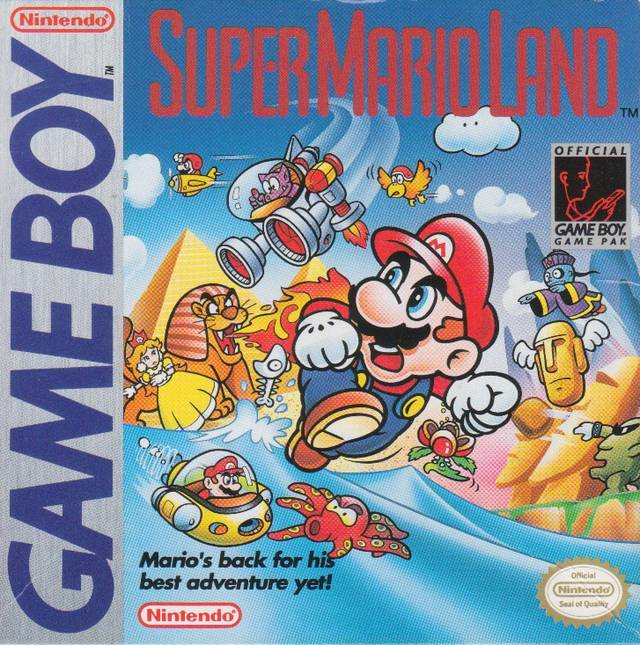 Super Mario Land (JUE) (V1.1)