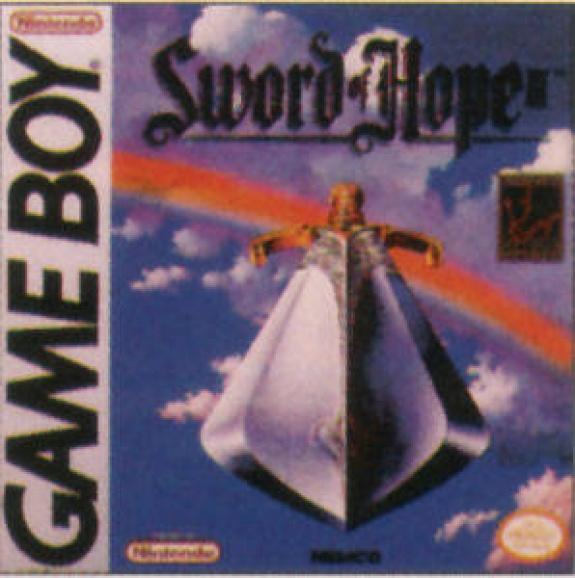 Sword Of Hope II, The