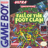 teenage mutant ninja turtles - fall of the foot clan rom
