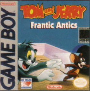 Tom And Jerry - Frantic Antics